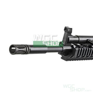 Hephaestus Steel AK Front Sight Block ( TYPE A ) with 14mm Adapter-WGCShop