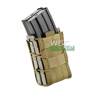 High Speed Gear - X2R TACO - Double Rifle Mag Pouch ( Coyote Brown )-WGCShop