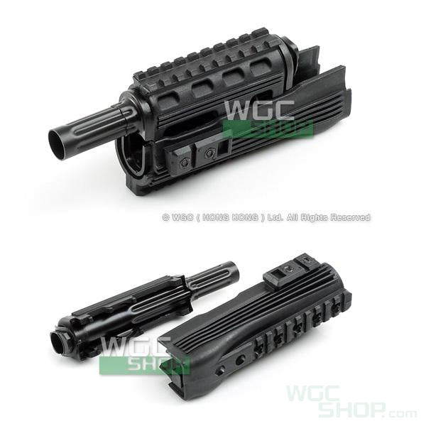LCT TK104 Tactical Handguard Set with Steel Gas Tube ( PK150 )