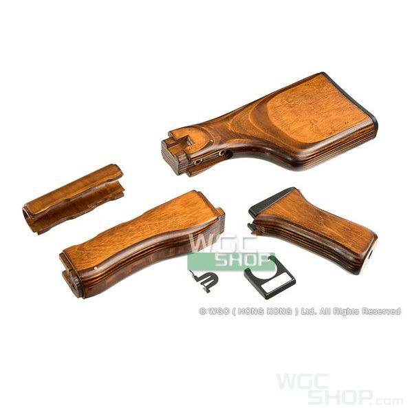 LCT Wooden Handguard Set for RPKS74
