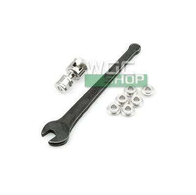 Modify Tempered Bush Set ( 6mm )