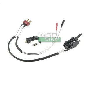 Modify Low Resistance Wire Set For AK AEG Series ( Front / Deans Plug )-WGCShop