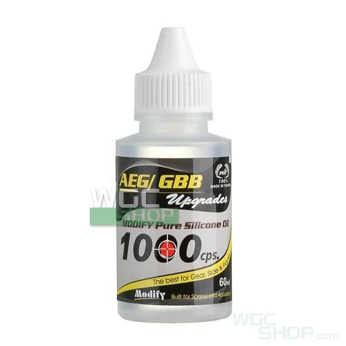 Modify Pure Silicone Oil 1000cps. ( 60ml )