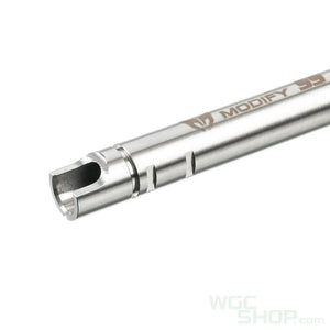 Modify 6.03mm Stainless Steel Precision Inner Barrel 74mm ( Marui G26 / KJW G27 )-WGCShop