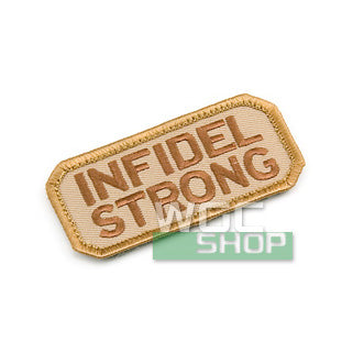 Mil-Spec Monkey Patch - Infidel Strong ( Desert )
