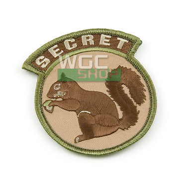 Mil-Spec Monkey Patch - Secret Squirrel ( MC )