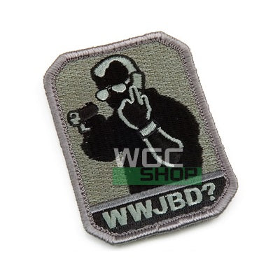 Mil-Spec Monkey Patch - WWJBD ( ACU )