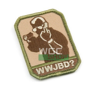 Mil-Spec Monkey Patch - WWJBD ( ARID )