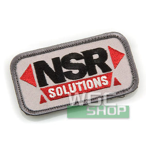 Mil-spec Monkey Patch - NSR Solution ( Grey )