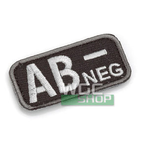 Mil-Spec Monkey Patch - Blood Type AB- ( SWAT )