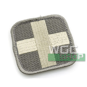 Mil-Spec Monkey Patch - Medic Square 2 inch ( ACU Light )