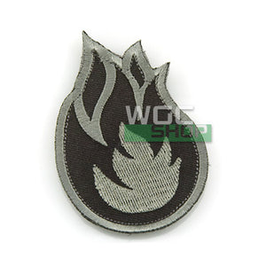 Mil-Spec Monkey Patch - Fireball ( ACU Dark )