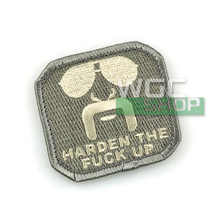 Mil-Spec Monkey Patch - Harden Up ( ACU Light )