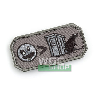 Mil-Spec Monkey Patch - Crazier Than ( SWAT )