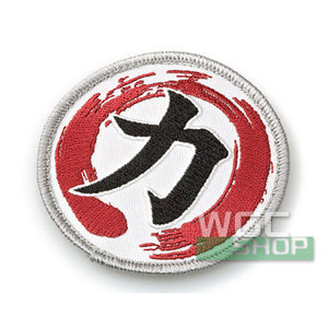 Mil-Spec Monkey Patch - Japan Strength ( White / Limited Edition)