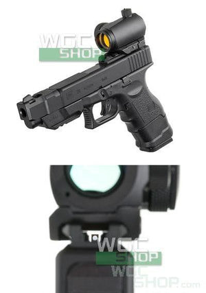 Nine Ball Direct Mount Base for Marui G17 / G18C / G26 GBB Pistol