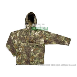 C.M. Camouflage Hoodie ( HLD / XXL )