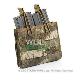 PANTAC MOLLE EV Universal Double Mag Pouch ( Cordura / AT )