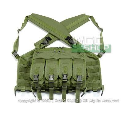 PANTAC Commander V3 Chest Harness ( OD )