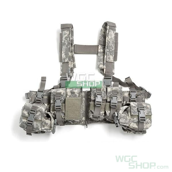 Pantac 1961 Split Front Multipurpose Chest Rig ( ACU )