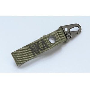 PROUD NKA Indentification Key Ring