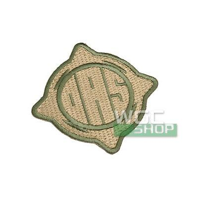 PTS Das Logo Patch ( Multicam )