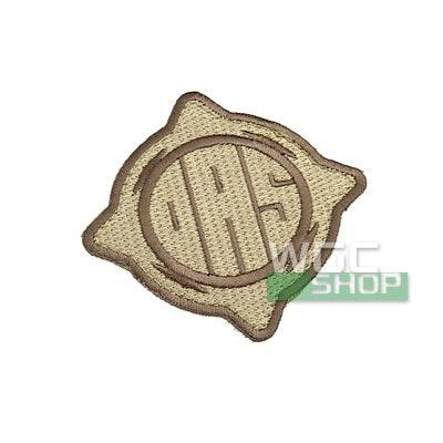 PTS DAS Logo Patch ( Tan )