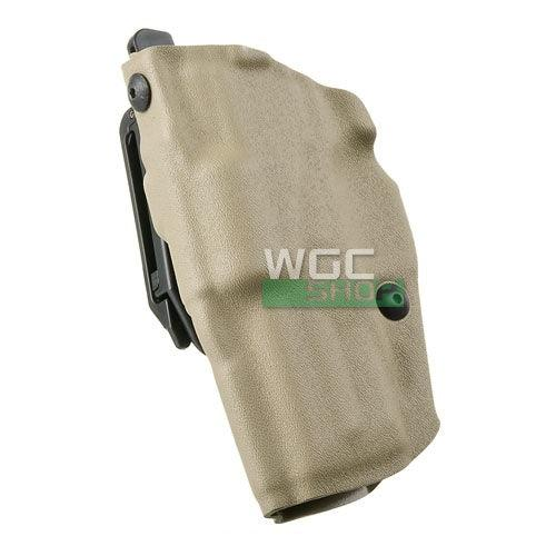 Safariland 6379 ALS Clip On Holster for M&P9/40  ( STX FDE / Left Hand )