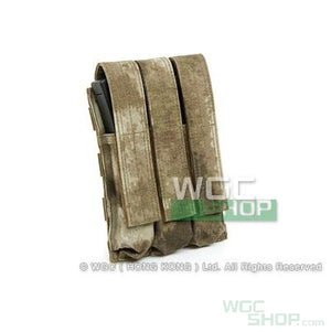 SWAT MP5 Triple Mag Pouch ( A-TACS )