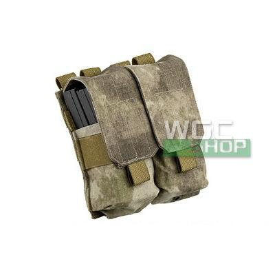 SWAT Molle System Double Magazine Pouch for M4 / M16 type Airsoft Magazine ( A-TACS )