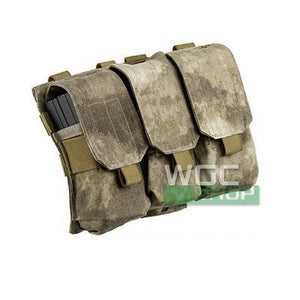 SWAT Molle System Triple Magazine Pouch for M4 / M16 Type Airsoft Magazine (  A-ATCS )
