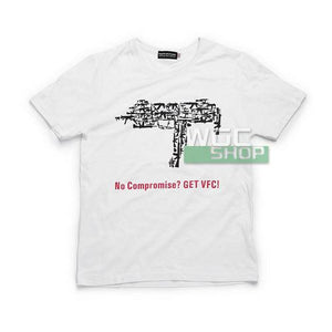 VFC Male T-Shirt ( White )-WGCShop
