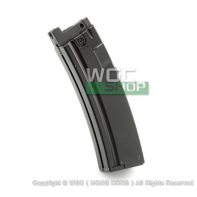 WELL 22 Rds Magazine for MP5K Gas Blowback SMG
