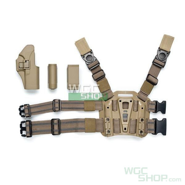 WOW CQB Holster Package for G17 ( CB )