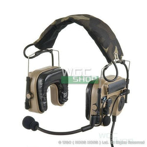 Z Tactical ZCOMTAC IV In-Ear headSet-WGCShop