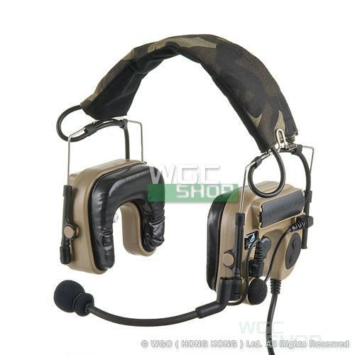 Z Tactical  ZCOMTAC IV In-Ear headSet