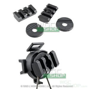 Z Tactical Helmet Rail Adapter Set for COM 1 / 2 Headset-WGCShop
