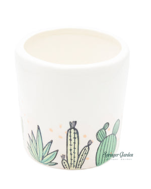 Load image into Gallery viewer, Cactus Pot