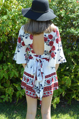 Amanda playsuit