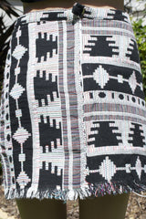 Aztec skirt - Black