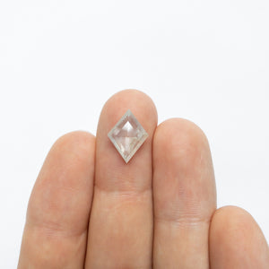 Load image into Gallery viewer, 2.69ct 14.09x10.78x3.06mm Kite Rosecut 18003-07