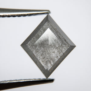 1.97ct 11.16x9.67x3.04mm Kite Rosecut 18003-08