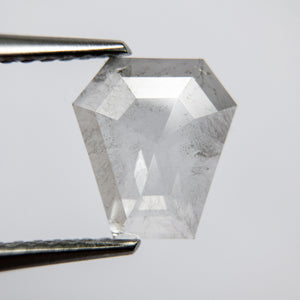 Load image into Gallery viewer, 1.13ct 8.45x7.74x2.11mm Coffin Rosecut 18003-14
