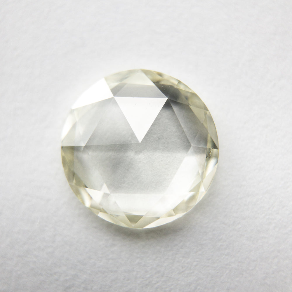 Load image into Gallery viewer, 1.51ct 8.73x8.61x2.14mm SI1 Q/R Round Rosecut 18036-01