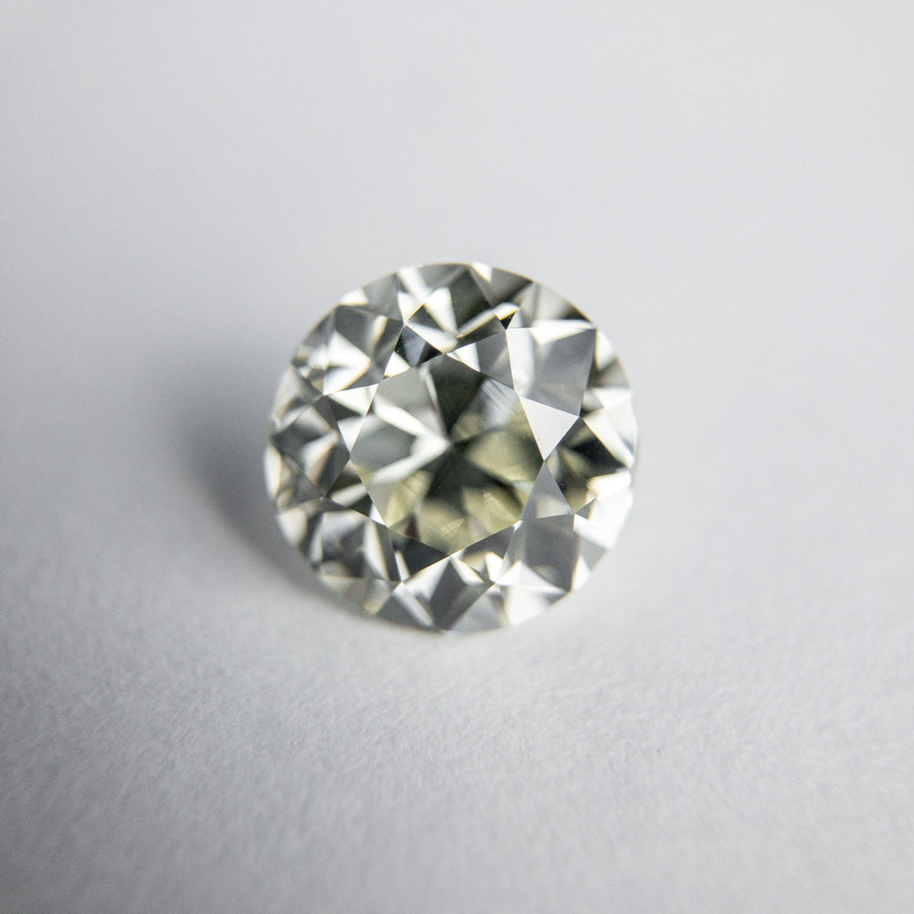 Load image into Gallery viewer, 1.26ct 6.73x6.66x4.56 GIA VS2 N Transitional Cut 18086-02
