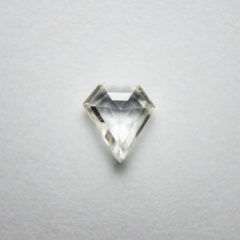 Load image into Gallery viewer, 0.54ct 6.07x5.67x2.19mm SI1 K/L Shield Rosecut 18107-04