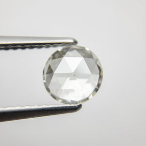 Load image into Gallery viewer, 0.98ct 6.73x6.61x2.44mm SI1 J Round Rosecut 18108-08