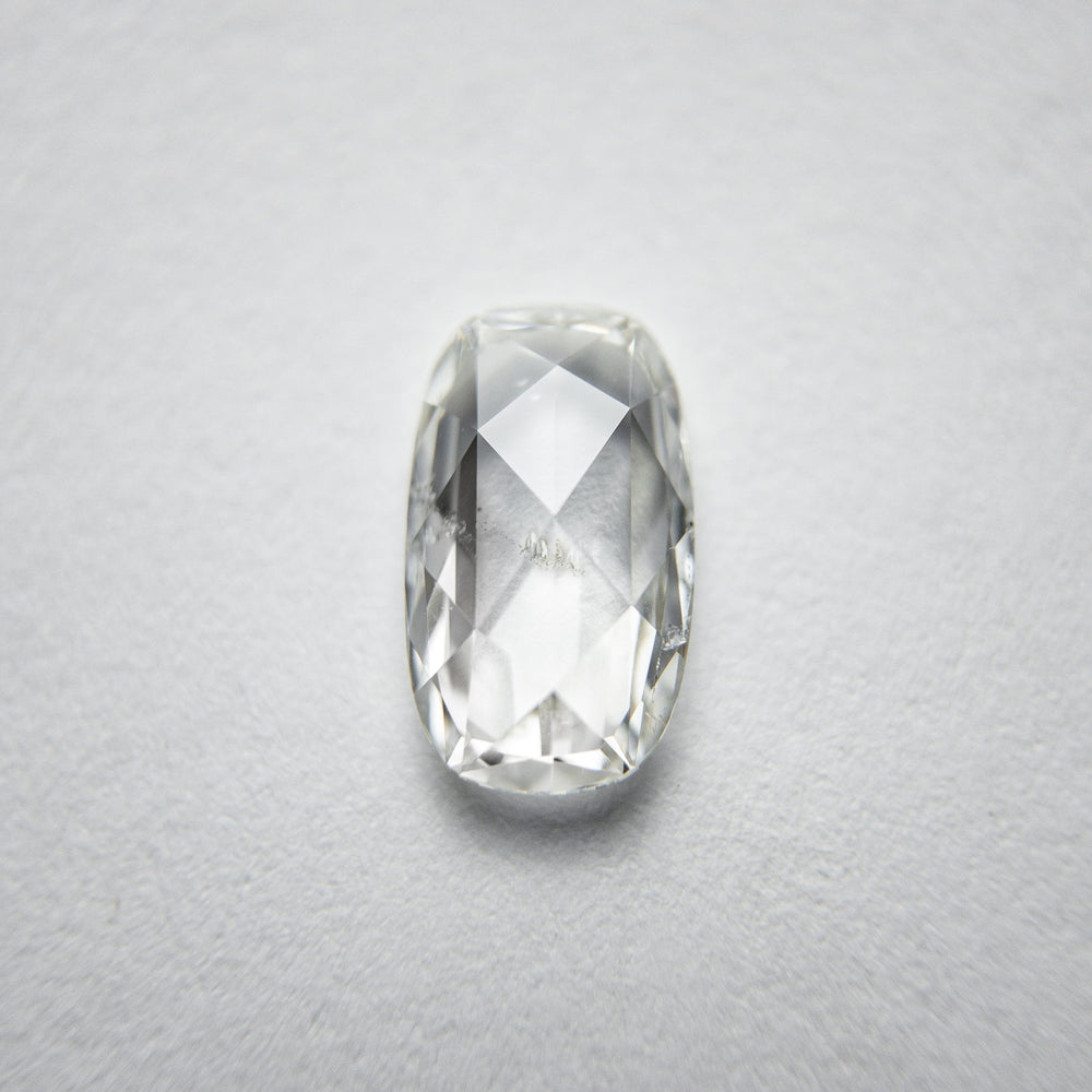 Load image into Gallery viewer, 0.81ct 8.30x4.81x2.09mm I1 H Oval Rosecut 18111-05