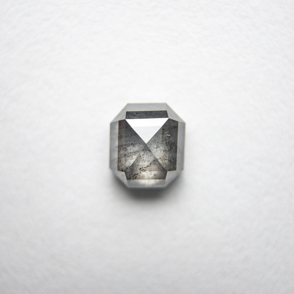 Load image into Gallery viewer, 0.81ct 5.33x4.78x2.88mm Cut Corner Rectangle Rosecut 18134-46