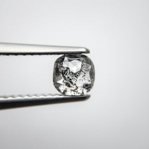 Load image into Gallery viewer, 0.87ct 5.17x5.11x3.28mm Cushion Rosecut 18134-52